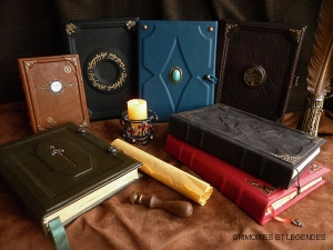 grimoire et legende (1)