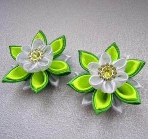 fleurs-kanzashi-ruban-satin